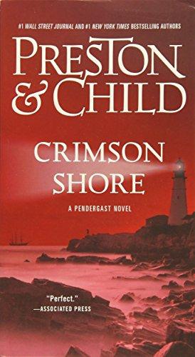 Crimson Shore (Agent Pendergast series, 15)