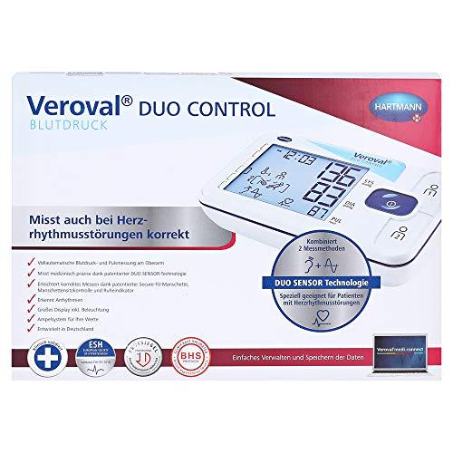 Hartmann Veroval® DUO CONTROL Oberarm-Blutdruckmessgerät large