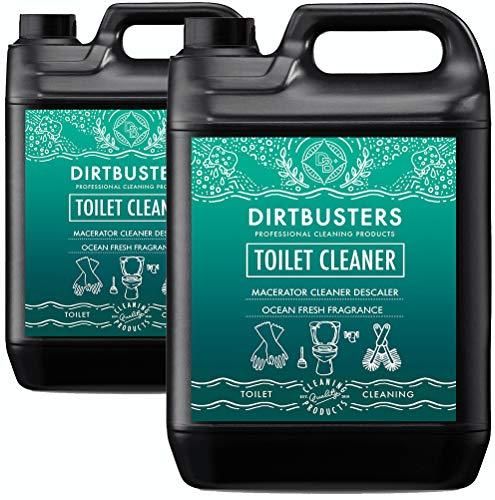 Dirtbusters Le Produit Nettoyant Détartrant pour Toilettes/W