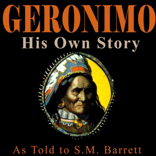 Geronimo audiobook cover art
