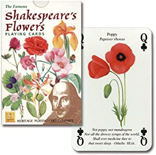 [Hana who has colored the Shakespeare] Shakespeare Flower P0025 (japan import)