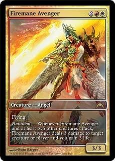 Magic: the Gathering - Firemane Avenger - Game Day Promo (163) - Unique & Misc. Promos - Foil