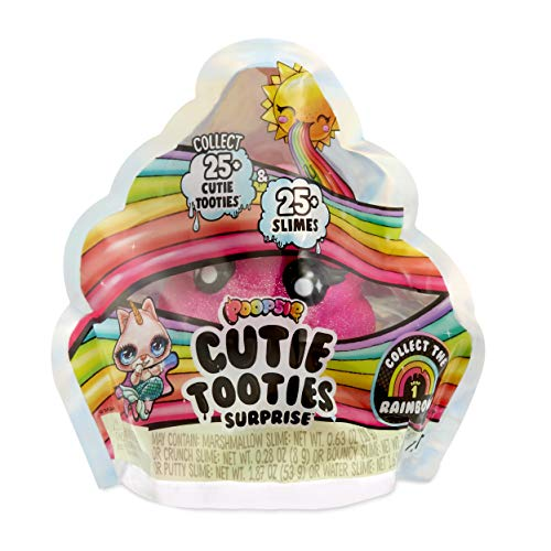 Poopsie Cutie Tooties Surprise Collectible Slime & Mystery Character,...