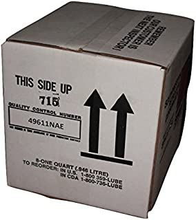 Swepco 715 Power Steering/Hydraulic Oil Case of 8qts.