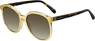 Sunglasses Givenchy GV 7107 /S 040G Yellow/Ha Brown Gradient