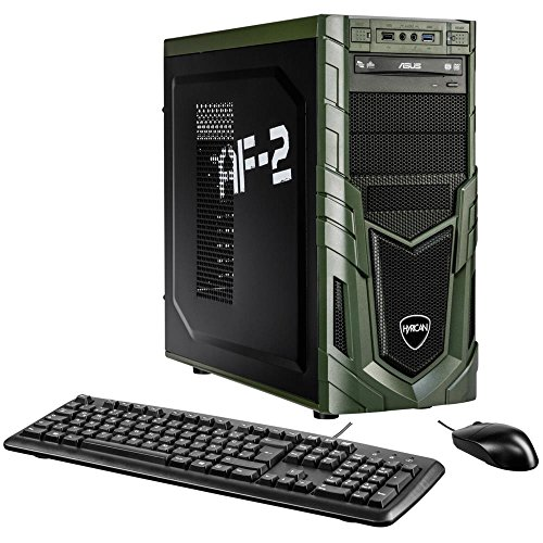 Hyrican Military Gaming 4918 Machine from hell