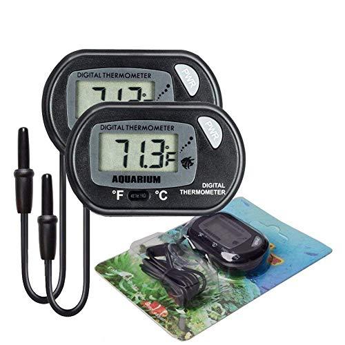 AUTIDEFY LCD Digital Aquarium Thermometer