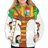In Friend Hoodies For Girls Review and Comparison