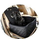 ペットカーマット前列一席ペットカーマットクッション袋防水犬前列カーマットバッグ,OEMカスタム,45 * 45 * 58CM(長さ*幅*高さ)おもちゃ
