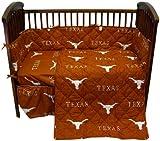 Comfy Feet TEXCS Texas 5 piece Baby Crib Set