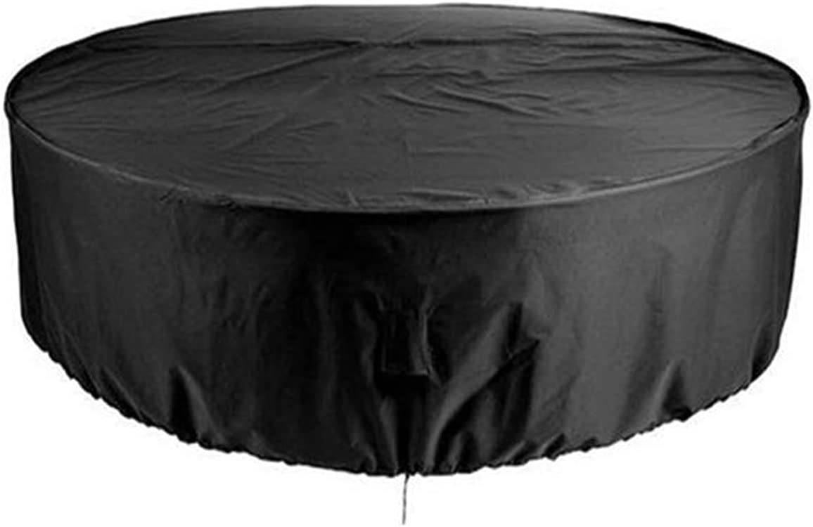 Now on sale HUHUO Super popular specialty store Garden Furniture Cover W Oxford Round Table
