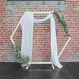 Skylantern - Arco de madera para boda (2,10 m)