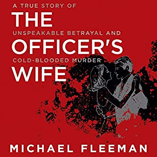 The Officer's Wife audiobook cover art