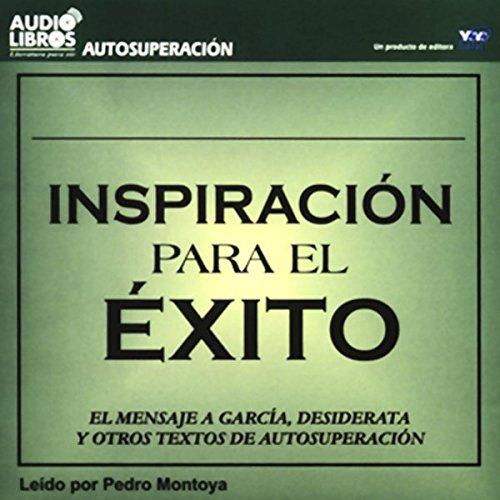 Inspiracion para el Exito [Inspiration to Success] (Texto Completo) audiobook cover art