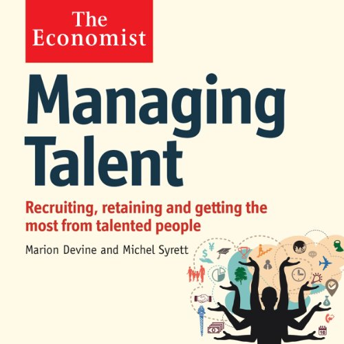 Managing Talent audiobook cover art