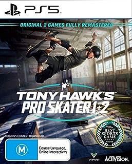 PS5 Tony Hawk Pro Skater 1+2 (B08XC8TYPF) | Amazon price tracker / tracking, Amazon price history charts, Amazon price watches, Amazon price drop alerts