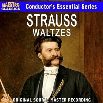 Strauss: Waltzes - The Essential Collection