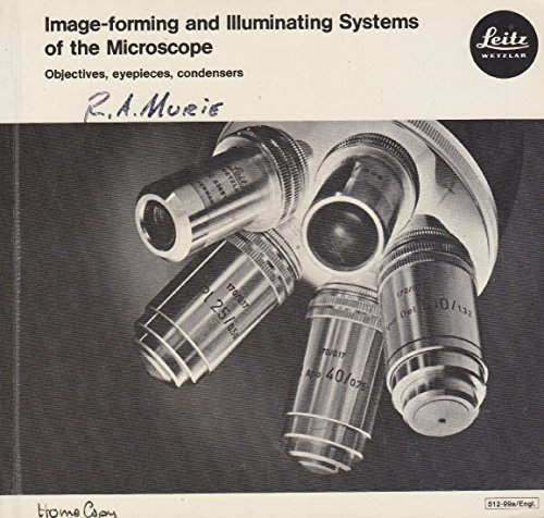 IMAGE-FORMING AND ILLUMINATING SYSTEMS OF THE MICROSCOPE