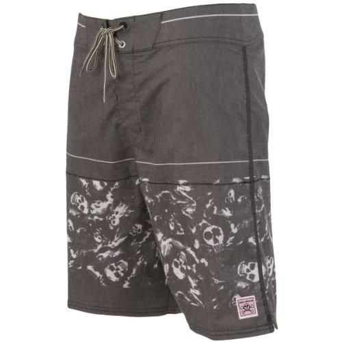 BILLABONG Herren Crossfire Fade Hybrid Legere Shorts, anthrazit, 49