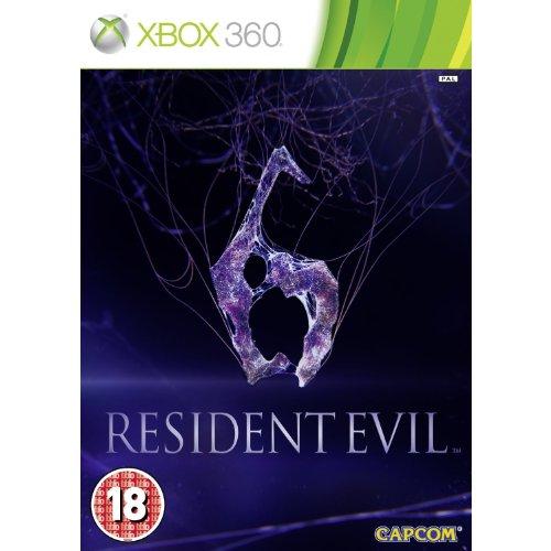 Resident Evil 6 (Xbox 360) [UK Import]