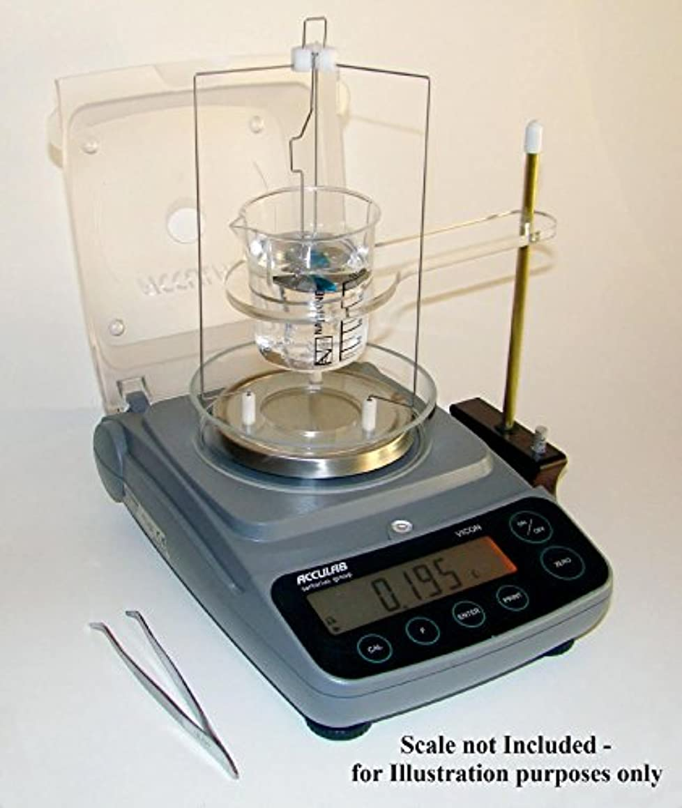 Kit, Universal Specific Gravity for an Electronic Scale