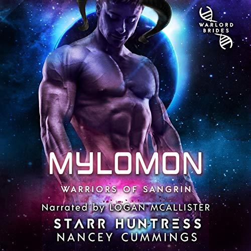 Mylomon Audiobook By Nancey Cummings, Starr Huntress cover art