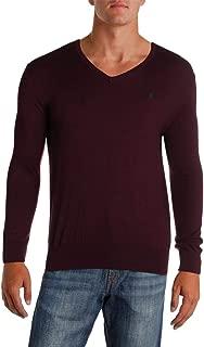 Ralph Lauren Mens Ls Knit Pullover Sweater