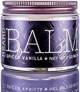 18.21 Man Made Beard Balm for Men, Spiced Vanilla, 2 Fl Oz