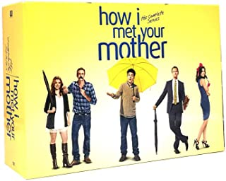 How I Met Your Mother The Complete Series Set Season 1-9 New