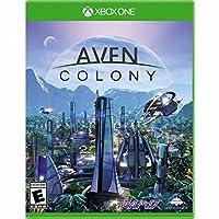 Aven Colony Xbox One アヴェンコロニービデオゲーム 北米英語版 [並行輸入品]