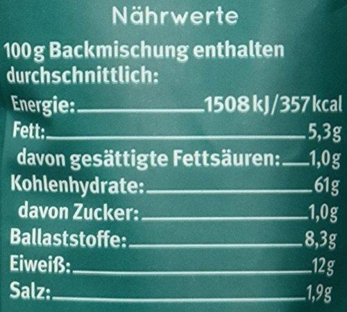 Bauckhof Haferbrot glutenfrei, 3er Pack (3 x 500 g) – Bio - 7