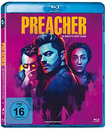 Preacher - Die komplette zweite Season [Blu-ray]