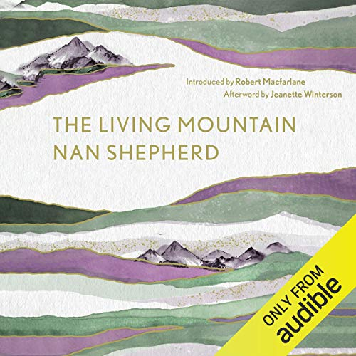 The Living Mountain cover art