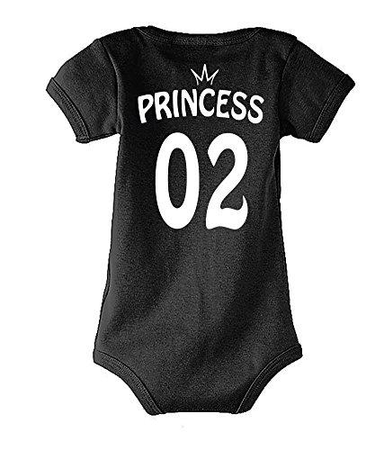Youth Designz Baby Strampler Modell Princess 02