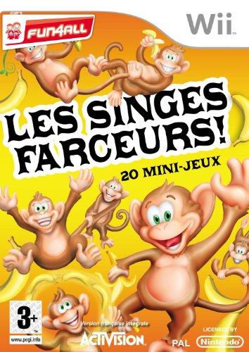 Les singes farceurs