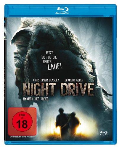 Night Drive - Hyänen des Todes [Blu-ray]