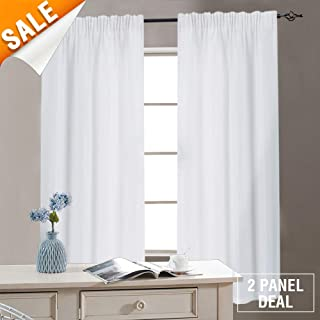 Best short curtains for bedroom windows Reviews