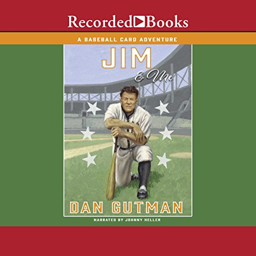 Jim and Me audiobook cover art