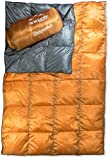 The Big Blue Mtn Lightweight Puffy Camping Blanket for Hiking Backpacking Hammock Tent Stadium Travel