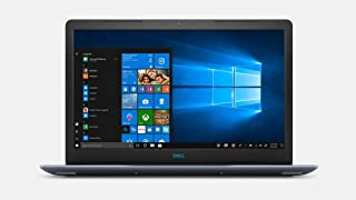 "DELL G3579-5467BLK-PUS 15.6"" Intel Core i5 8th Gen 8300H (2.30 GHz) NVIDIA GeForce GTX 1050 Ti 8 GB Memory 1 TB SSHD (8 GB Cache) Windows 10 Home 64-Bit Gaming Laptop"