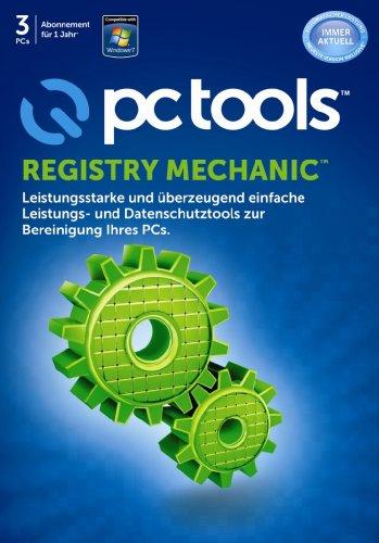 PC Tools Registry Mechanic 2012 - 3 PCs