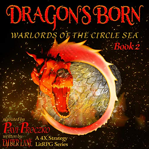 Dragon's Born: A 4X Strategy LitRPG Series  By  cover art