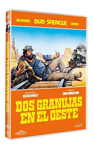 Dos granujas en el oeste [DVD]