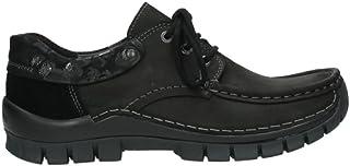 Wolky Black 800 Sna Sandales KaNoir f7Ybgyv6