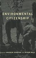 Environmental Citizenship (The MIT Press)