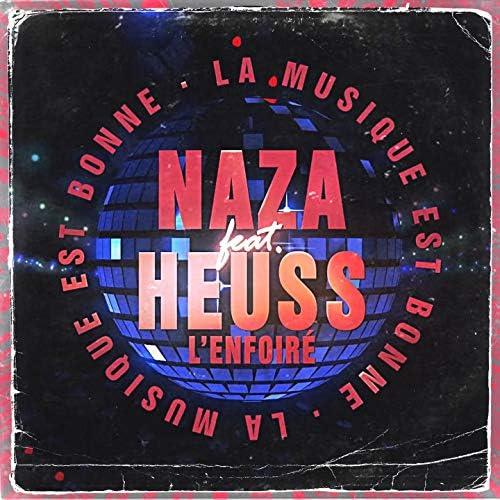 Naza feat. Heuss L'enfoiré