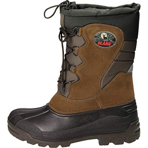Olang, stivali invernali Canadian, Marrone (Earth), 43/44 EU