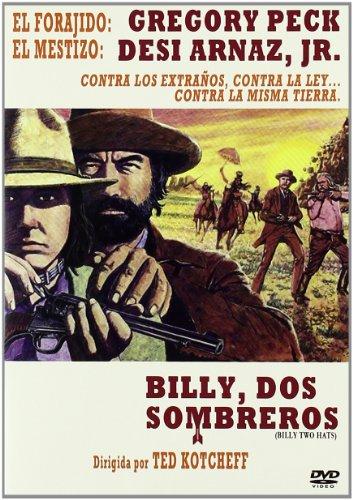Billy Dos Sombreros [DVD]