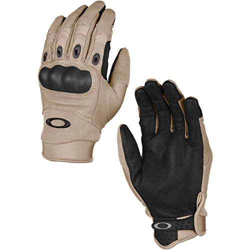 Oakley Mens Factory Pilot Glove, New Khaki, 2X-Large