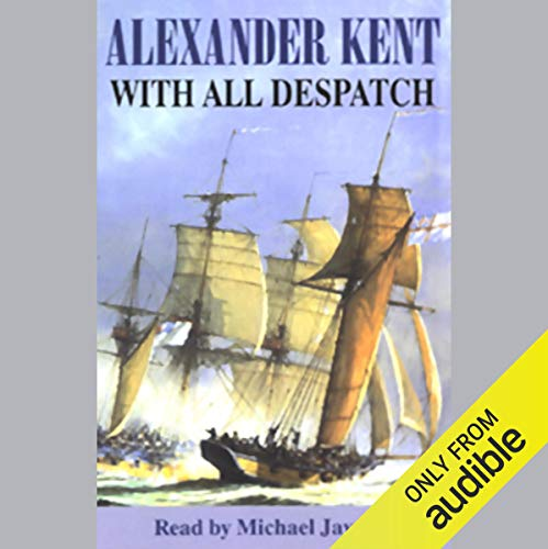 With All Despatch audiobook cover art